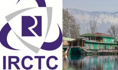 IRCTC to initiate a 6-Day tour package from Mumbai to Srinagar