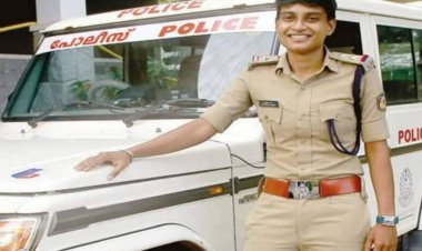 Meet Anie Siva who fought all odds to become a Sub-Inspector