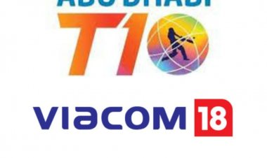 Viacom 18 bags the broadcast rights of Abu Dhabi T10 league
