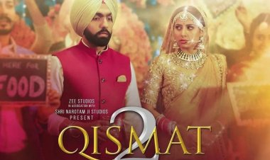 'Qismat 2': Title track out with a sad romantic ballad that tugs the heartstrings instantly