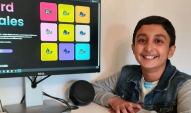 Benyamin Ahmed a 12-year-old coder makes 2.93 crores by selling NFTs