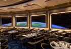 Disney's Space 220 restaurant lets you immerse in its (g)astronomical view and menu