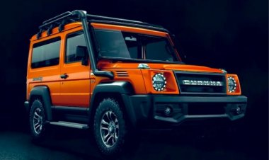 Force Motors launched the new Gurkha SUV: check out details and specifications