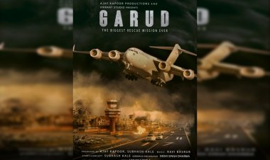 Garud: Ajay Kapoor and Subhash Kale announce the film on Afghan rescue crises