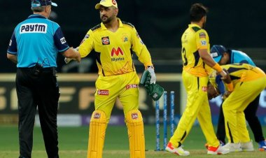 Chennai Super King tops the points table by defeating Mumbai Indians by 20 runs