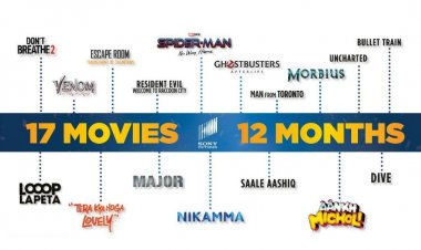 Sony Pictures Films India reveals 17 film slate for the upcoming year