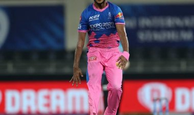 IPL 2021: Rajasthan Royals triumphed over Punjab Kings in a thrilling match