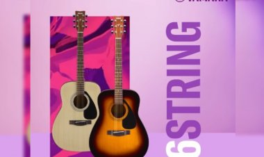 Yamaha Music India launches its two guitars FX280 and FSX80C in their made-in India guitar lineup