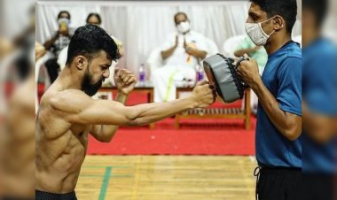 Kerala's Rafhan Ummer sets Guinness World Record with 426 punches in 60 seconds
