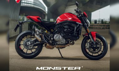 Ducati Monster 2021 launched with new features at a price of 10.99 lakh