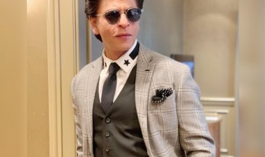 Did you know Shah Rukh Khan has a sign after him in the Indian Sign Language dictionary?