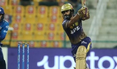 IPL 2021: Rahul Tripathi and Ventakesh Iyer's beautiful knock places KKR in 4th place on the points table