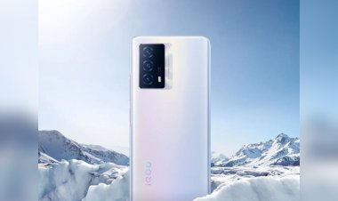 iQOO has launched iQOO Z5 in India, check out the price and specifications