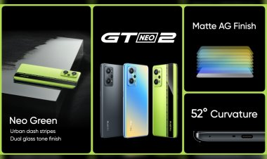 Realme GT Neo2 is set to launch next month in India