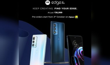 Motorola Edge 20 Pro launched in India, check out the specs and price