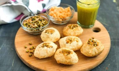 Are these five Pani Puri combinations usual or bizarre for you?