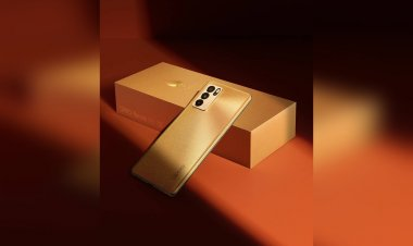 Oppo launched gold variants in Reno6 Pro and Oppo F19 for this festive season