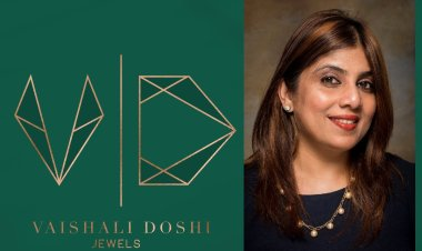 We design jewellery that lasts for generations: Vaishali Doshi, Founder, VD Jewels