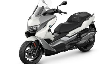 BMW C 400 GT maxi-scooter to launch in India on 12 October