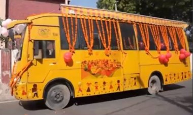 Delhi government initiates 'Anganwadi On Wheels' to fulfil the nutritional and health needs of children