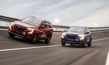 Mahindra XUV700 sets new record with 4000 km at 24 hours speed challenge