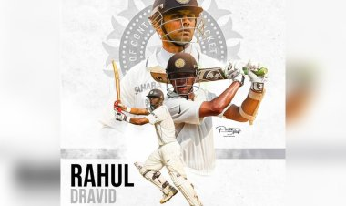 Rahul Dravid likely to become the head coach of the Indian cricket team