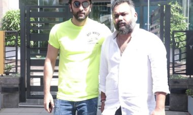 Ranbir Kapoor shoots a party song for Luv Ranjan's next untitled film
