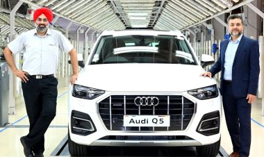 Audi India to launch Q5 SUV in November, pre-bookings starts