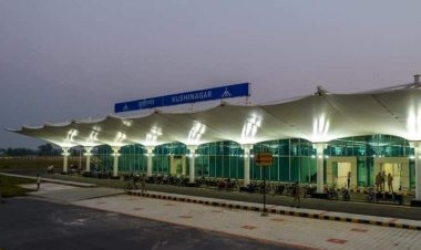 Kushinagar International Airport to allow direct aviation connectivity to boost tourism in the state