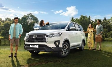 Toyota Kirloskar launched Innova Crysta Limited Edition at Rs 17.18 lakh