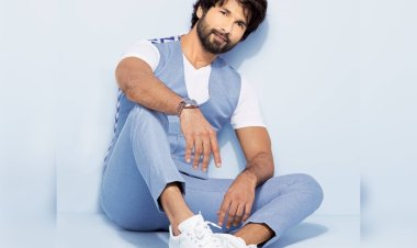Shahid Kapoor to act as a paratrooper in new film Bull, to begin shoots in 2022