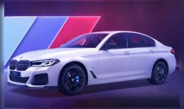 BMW launches its made in India 530i M Sport 'Carbon Edition' at Rs 66.30 lakh
