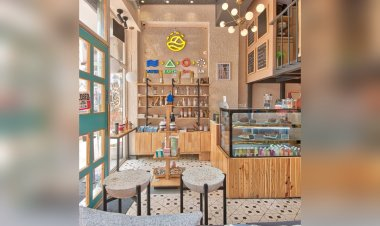 Gurgaon's 'Earth Cafe' is an environment-friendly eatery that one must visit